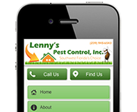 Lenny's Pest Control