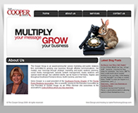 The Cooper Group Website