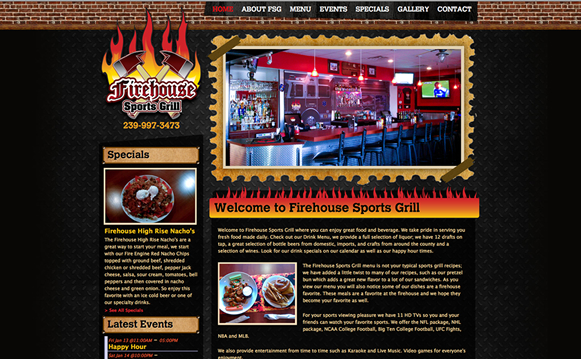 Firehouse Sports Grill