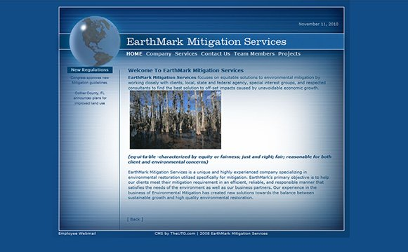 EarthMark Mitigation Bank