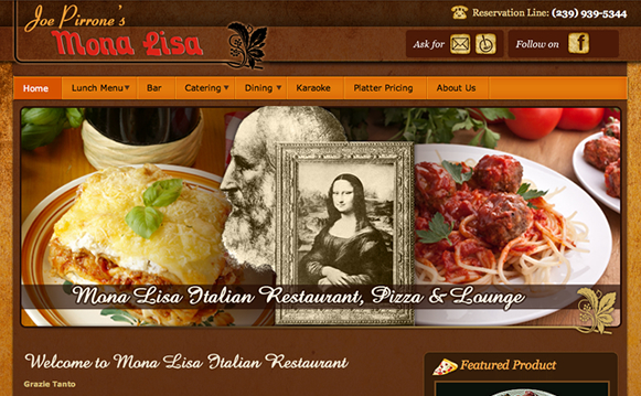Mona Lisa Restaurant