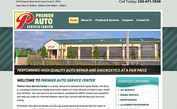 Auto Service Fort Myers