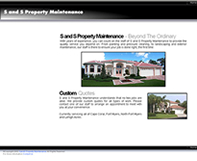 Property Management Website Design