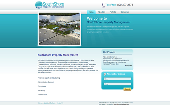 SouthShore Property Management