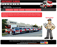 SWFL Plumbing Website