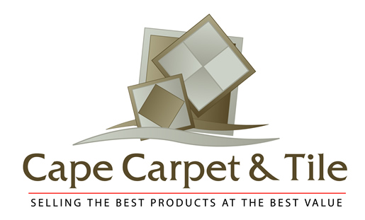 Cape Carpet & Tile Logo Design