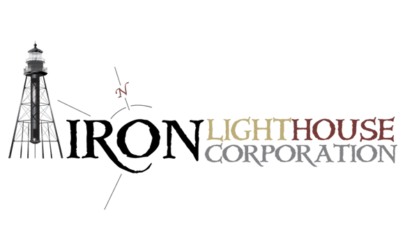 Iron Lighthouse Corp Logo Design