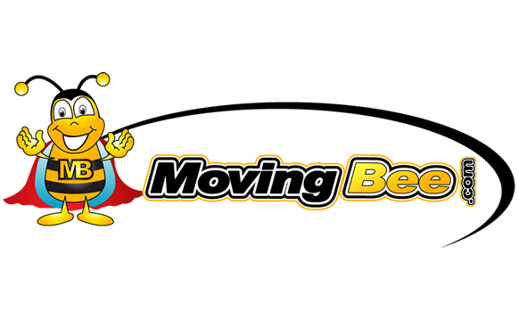Moving Bee Logo Design