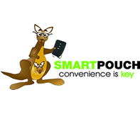 Smart Pouch Logo Design