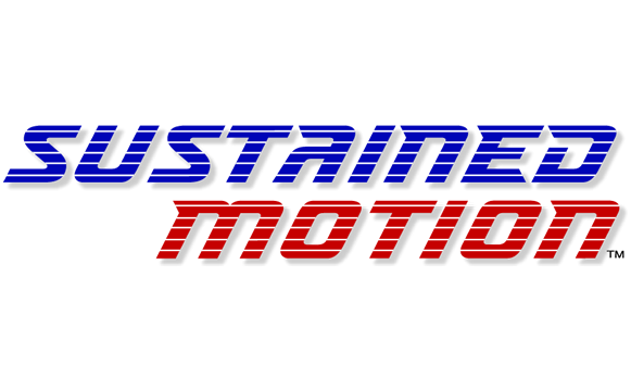 Sustained Motion Logo Design