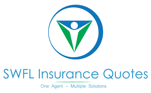SWFL Insurance Quotes Logo Design