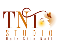 TNT Hair Studio Logo Design
