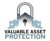 Valuable Asset Protection Logo Design