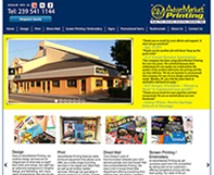 Advermarket Printing Website