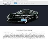 AK's Mobile Detailing Website