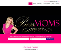 Boss Moms Website