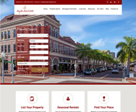 Hayden Realty Website