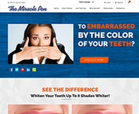 The Miracle Pen Website